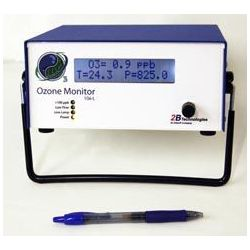 Analizzatore di concentrazione di ozono UV-106MH