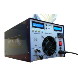 Generatore di ozono 64 g / h, ozonizzatore DS-64-RHR Ozonizzatore industriale