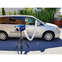Ozonizzatore per auto 7 g / h DS-7-R