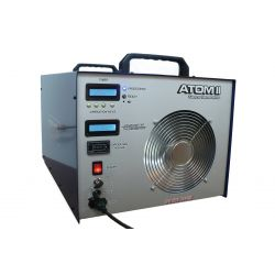 Generador de ozono 120g ATOM II ozonizador 120g / h golpe, ozonizador profesional