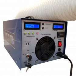 Generátor ozonu 80 g / h ozonátor DS-80-RHR