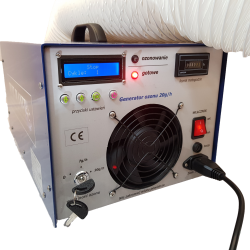 Generador de ozono 20g DS-20-R ozonizador con extracción de ozono