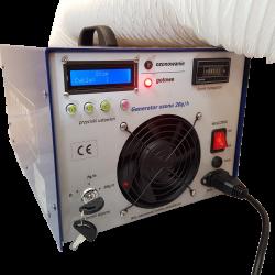 Générateur d`ozone ozonateur DS-20-R 20g avec extraction d`ozone