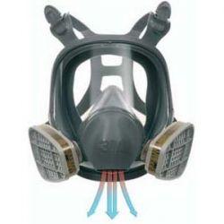 Maska 3M 6800