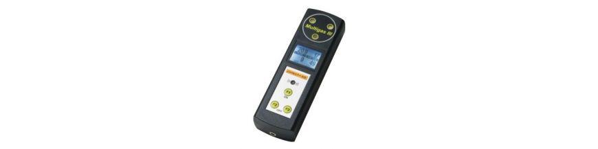 Manual ozone meters